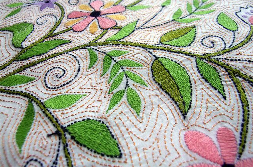 Kaantha Embroidery