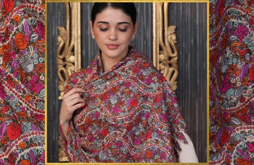 Luxury Gifting - Do Rukha Pashmina Shawl