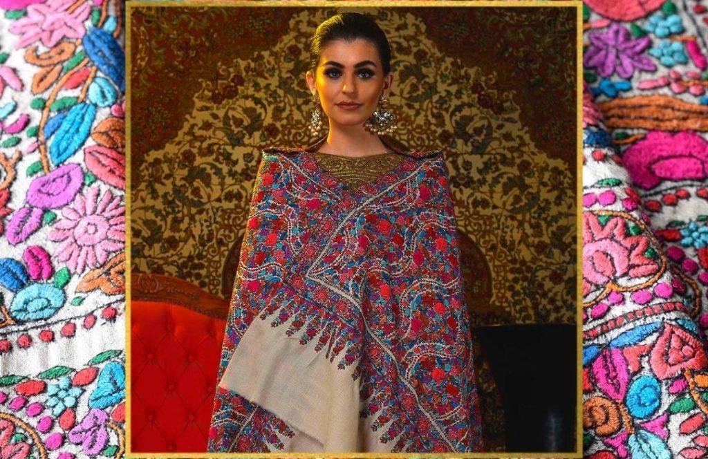 Who has everything - Do Rukha Pashmina Shawl