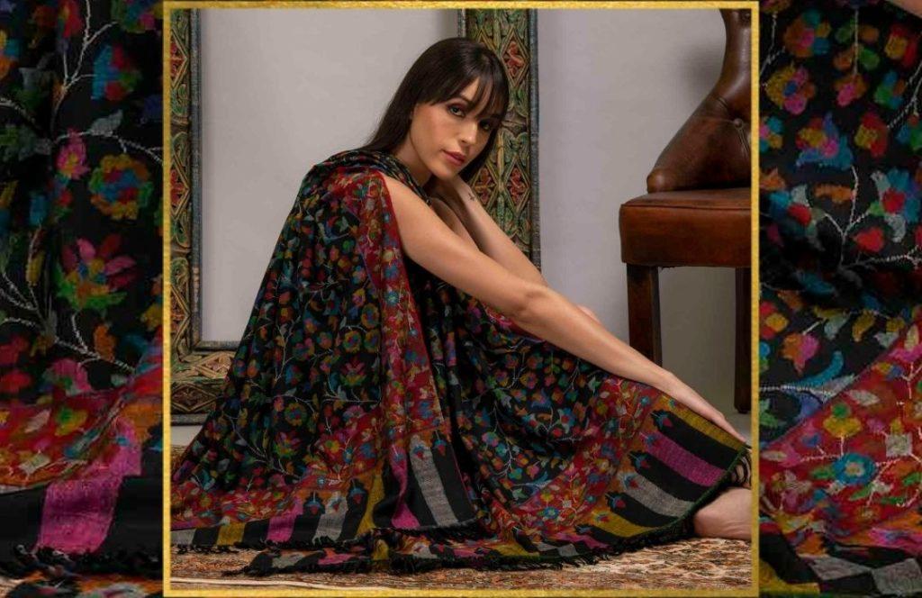Who has everything - Kani Pashmina Shawl